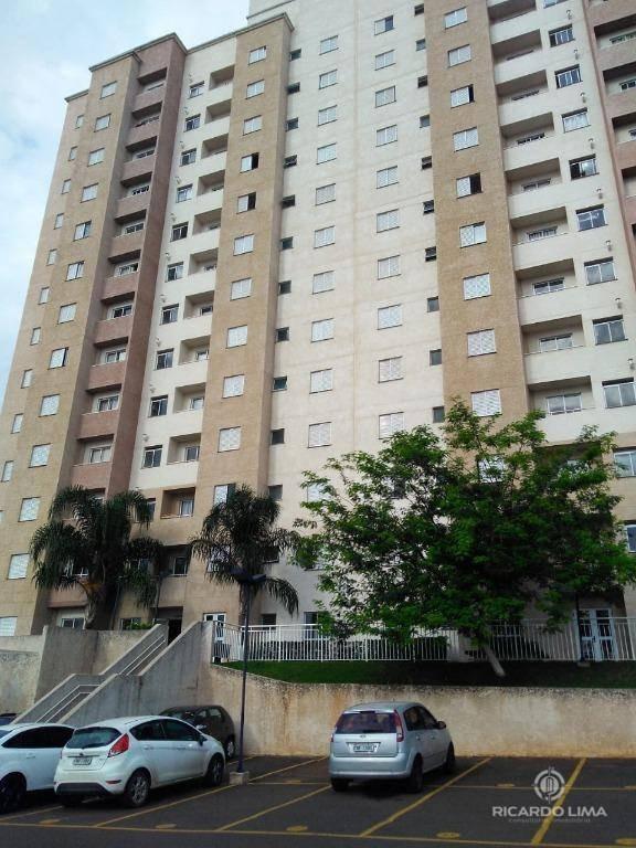 apartamento residencial para locação, nova américa, piracicaba. - ap0828