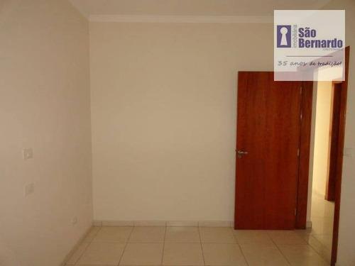 apartamento  residencial para locação, nova americana, americana. - ap0348