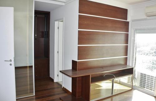 apartamento residencial para locação, panamby, são paulo - ap0059. - ap0059