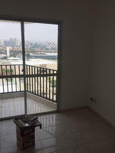 apartamento residencial para locação, parque da mooca, são paulo. - ap0828