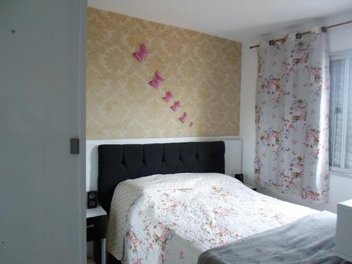 apartamento residencial para locação, parque residencial flamboyant, são josé dos campos. - ap0663
