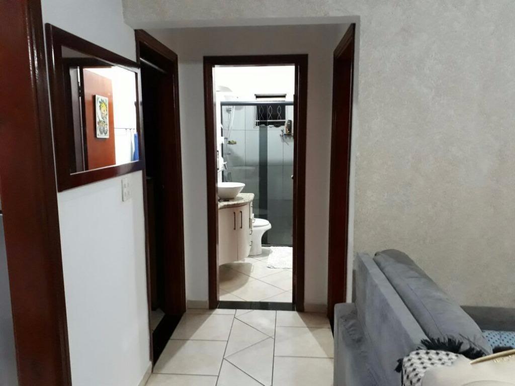 apartamento residencial para locação, parque residencial jaguari, americana. - codigo: ap0324 - ap0324