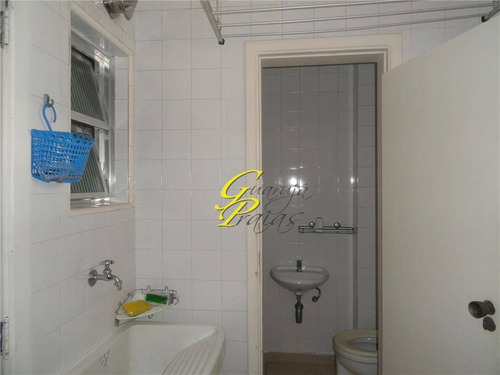 apartamento residencial para locação, pitangueiras, guarujá - ap0548. - ap0548
