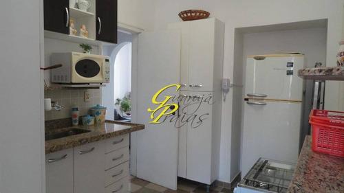 apartamento residencial para locação, pitangueiras, guarujá - ap2118. - ap2118