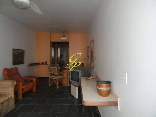apartamento residencial para locação, pitangueiras, guarujá. - codigo: ap1268 - ap1268