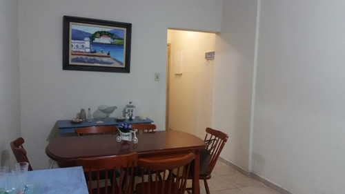 apartamento residencial para locação, ponta da praia, santos. - ap1142