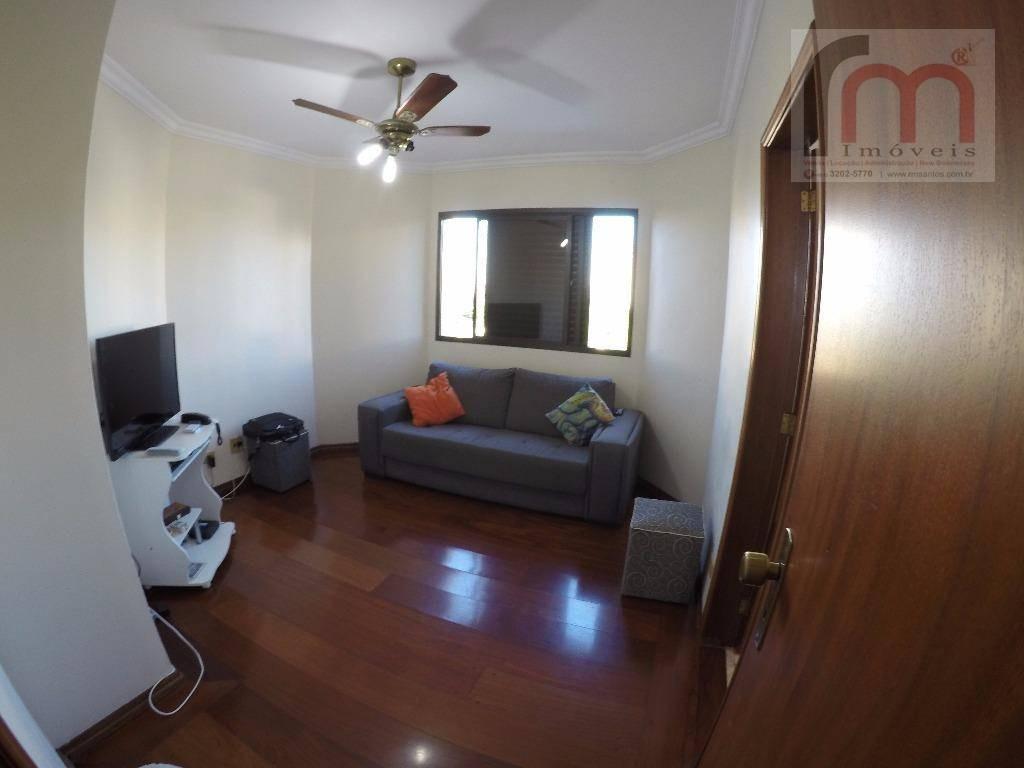 apartamento residencial para locação, ponta da praia, santos. - codigo: ap2144 - ap2144