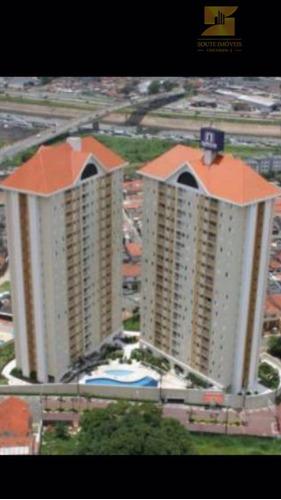 apartamento residencial para locação, ponte grande, guarulhos. - codigo: ap2857 - ap2857