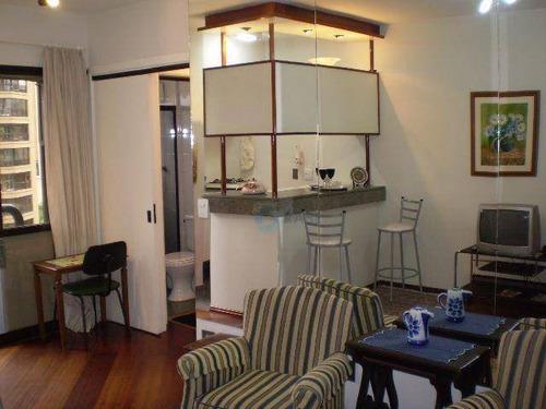 apartamento residencial para locação, portal do morumbi, são paulo. - ap0663