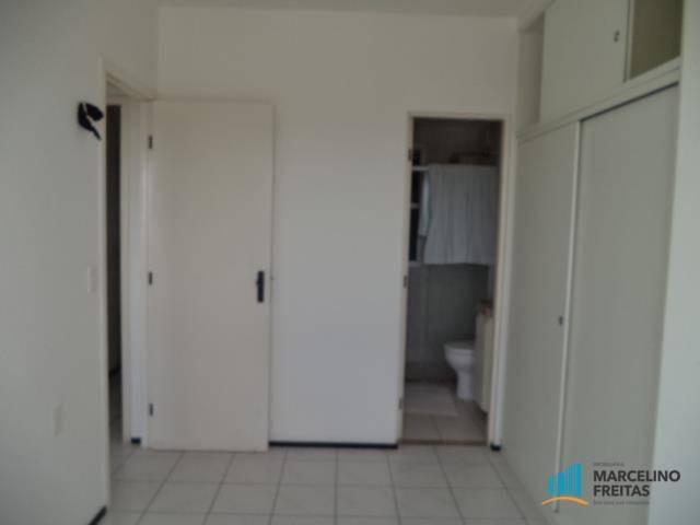 apartamento residencial para locação, praia de iracema, fortaleza - ap1955. - ap1955