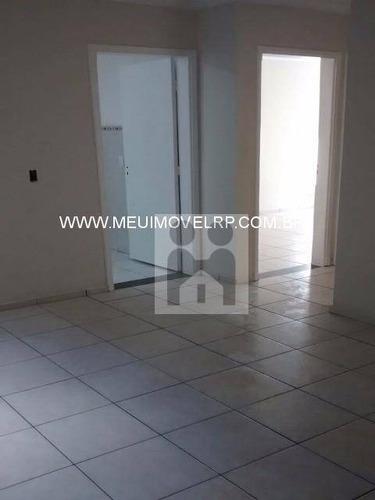 apartamento residencial para locação, presidente médici, ribeirão preto - ap0117. - ap0117