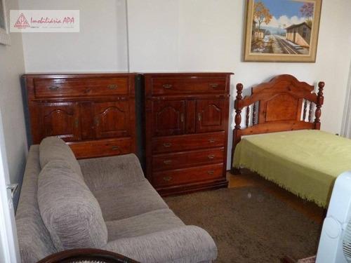 apartamento residencial para locação, santa cecília, são paulo. - ap1124