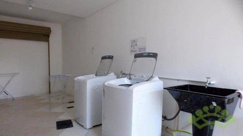 apartamento residencial para locação, santa quitéria, curitiba. - ap0358