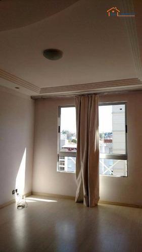 apartamento residencial para locação, santa terezinha, são paulo. - ap1605