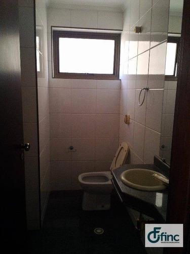 apartamento  residencial para locação, santa terezinha, sorocaba. - ap0365