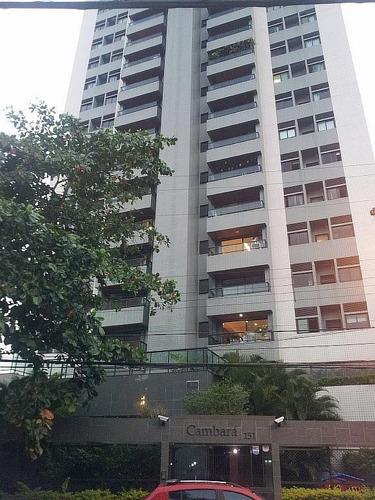 apartamento residencial para locação, santana, recife. - ap1953