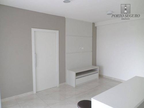 apartamento residencial para locação, santo antônio, americana. - ap0244
