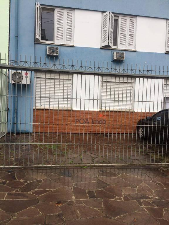 apartamento residencial para locação, são sebastião, porto alegre. - ap1181