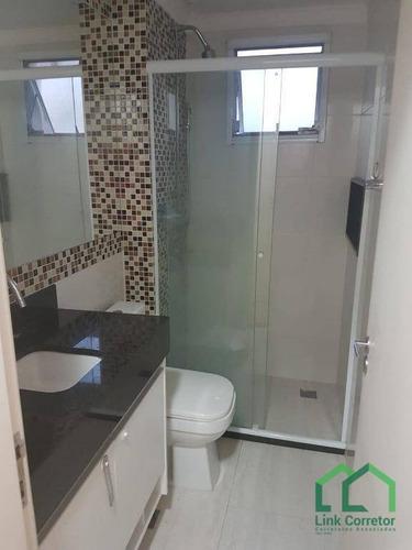 apartamento residencial para locação, swift, campinas. - ap0763