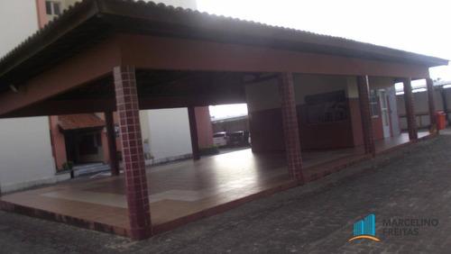 apartamento residencial para locação, tabapuá, caucaia - ap2682. - ap2682
