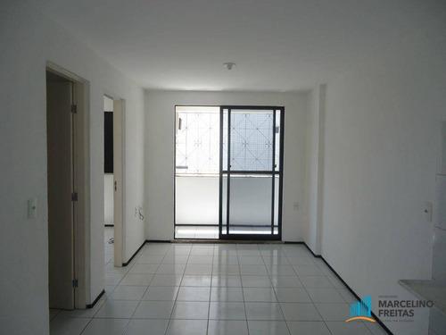 apartamento residencial para locação, tauape, fortaleza. - codigo: ap2763 - ap2763