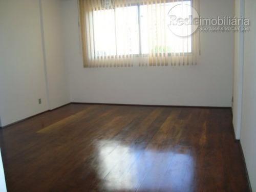 apartamento residencial para locação, vila adyana, são josé dos campos - ap2831. - ap2831