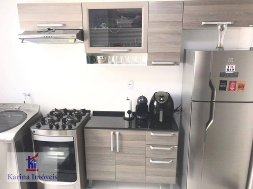 apartamento residencial para locação, vila alzira, guarulhos