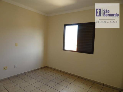 apartamento residencial para locação, vila amorim, americana. - ap0285