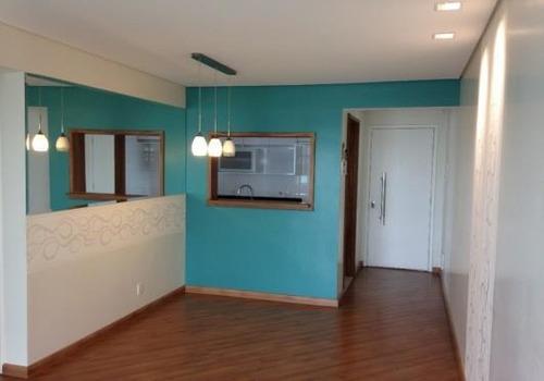 apartamento residencial para locação, vila augusta, guarulho