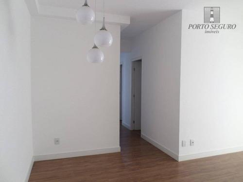 apartamento residencial para locação, vila belvedere, americana. - ap0252
