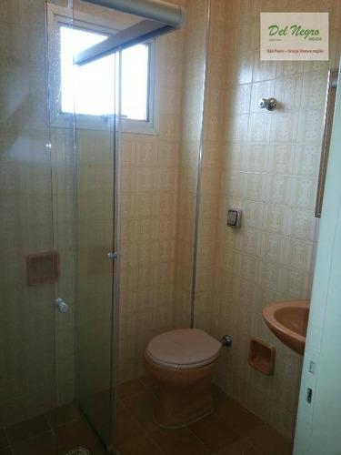 apartamento residencial para locação, vila butantã, são paulo. - ap0145