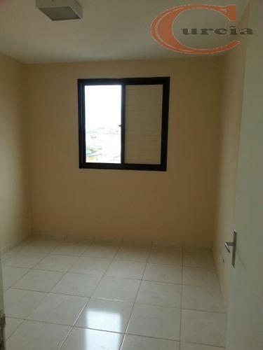 apartamento residencial para locação, vila campestre, são paulo. - ap4751
