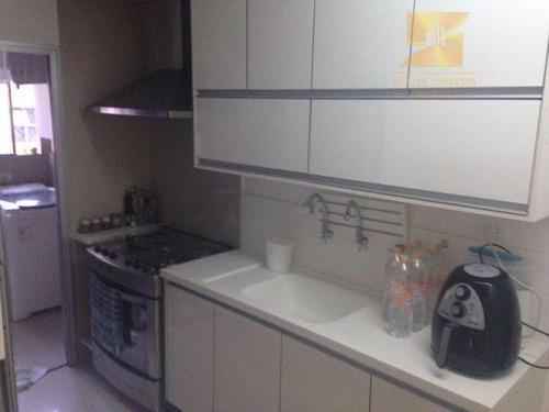 apartamento residencial para locação, vila clementino, são paulo. - codigo: ap3005 - ap3005