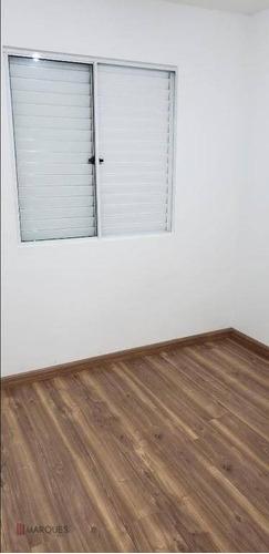 apartamento residencial para locação, vila endres, guarulhos. - ap0085
