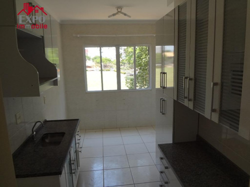 apartamento  residencial para locação, vila franceschini, valinhos. - ap0182