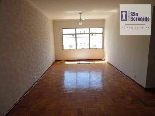 apartamento residencial para locação, vila galo, americana. - ap0057