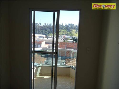 apartamento residencial para locação, vila galvão, guarulhos. - ap0176