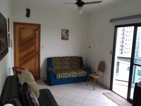 apartamento residencial para locação, vila guilhermina, praia grande. - ap0669