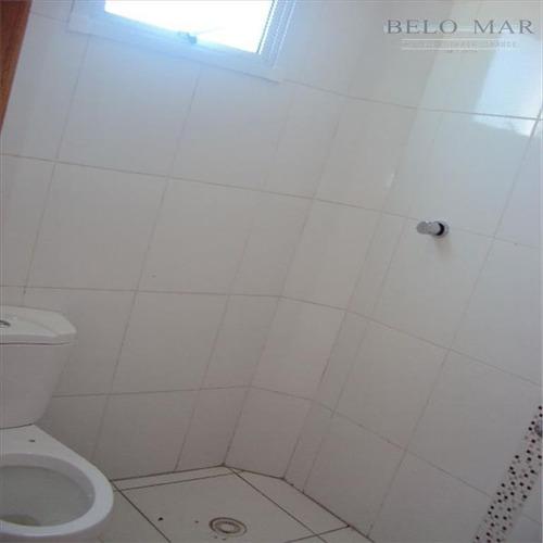apartamento  residencial para locação, vila guilhermina, praia grande. - codigo: ap0997 - ap0997