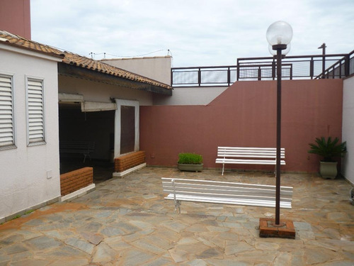 apartamento residencial para locação, vila independência, piracicaba. - ap1508