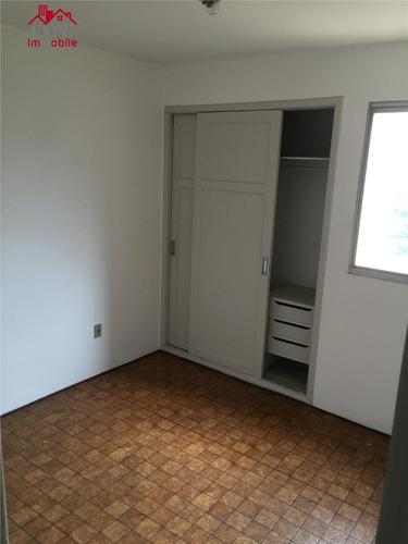apartamento residencial para locação, vila industrial, campinas. - ap0040
