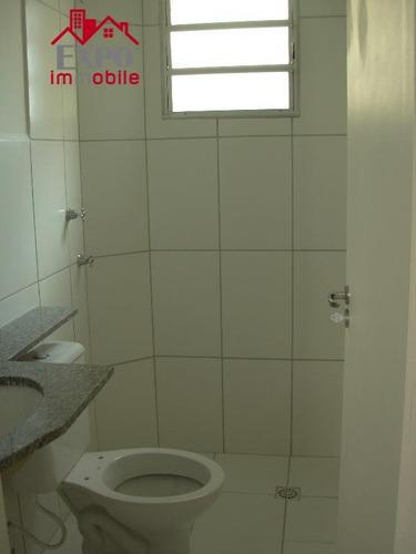 apartamento residencial para locação, vila industrial, campinas. - ap0186