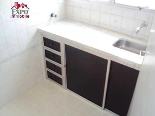 apartamento residencial para locação, vila itapura, campinas. - ap0259