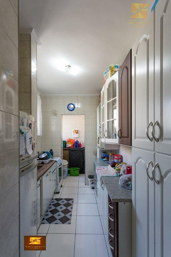 apartamento residencial para locação, vila leonor, guarulhos. - codigo: ap3305 - ap3305