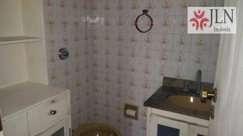 apartamento  residencial para locação, vila matilde, são paulo. - ap0061