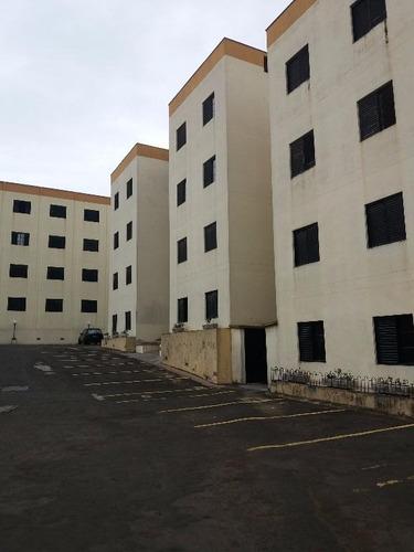 apartamento residencial para locação, vila monteiro, piracicaba. - ap1352