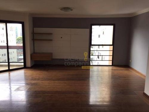 apartamento residencial para locação, vila olímpia, são paulo. - ap4618