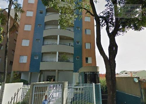apartamento residencial para locação, vila pinheirinho, santo andré - ap1221. - ap1221
