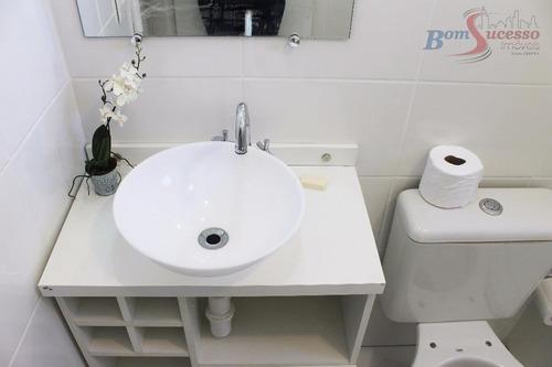 apartamento residencial para locação, vila prudente, são paulo. - ap0401