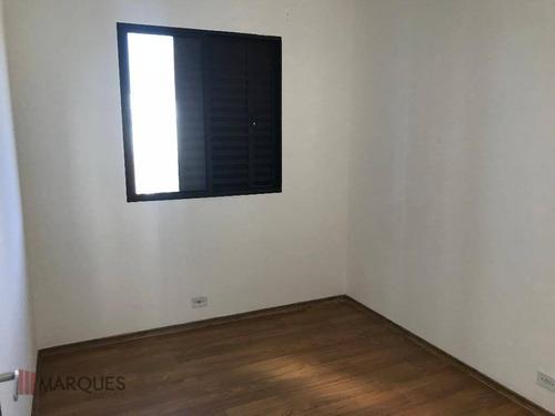 apartamento residencial para locação, vila rio de janeiro, guarulhos. - ap0074
